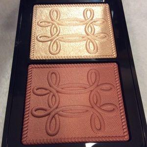 MAC Cosmetics Makeup - MAC nutcracker sweet copper face compact